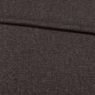 Шерсть Becker серо-коричневая диагональ, ш.150
