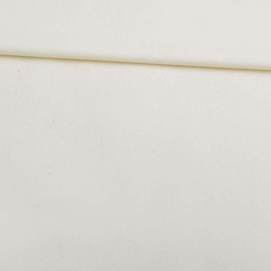 Фланель костюмна молочна CERUTTI ш.142