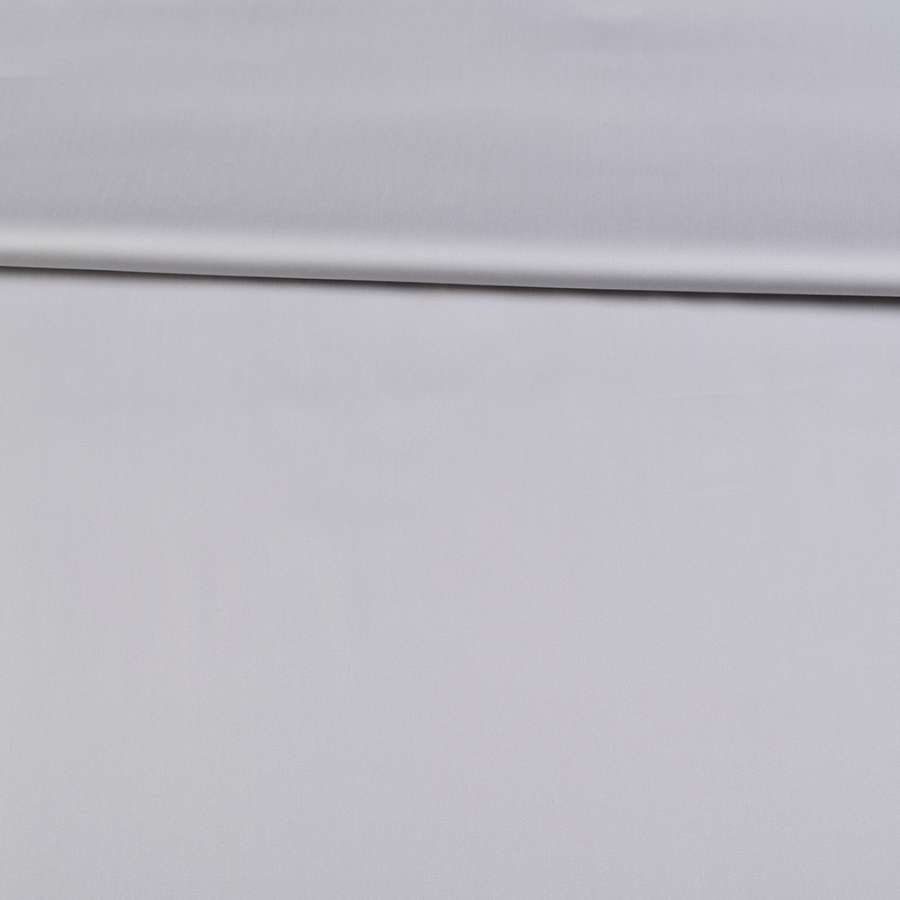 Коттон стрейч серый светлый ш.155