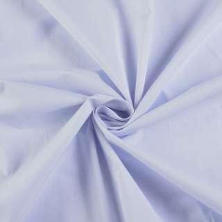 Коттон стрейч рубашечный голубой ш.144
