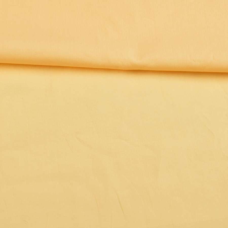 Коттон желтый светлый ш.145