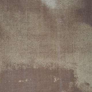 Льон коричневий зі світло-коричневими плямами