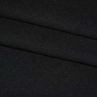Ткань пальтовая темно-синяя ш.150