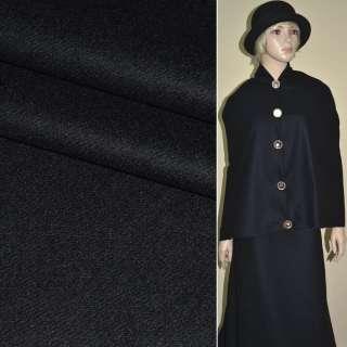 "Тканина пальтова синьо-чорна 2-ст. ""PHILIPР"" Німеччина ш.152"