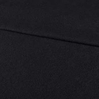 "Трикотаж пальтовий ""GERRY WEBER"" чорний, ш.140"