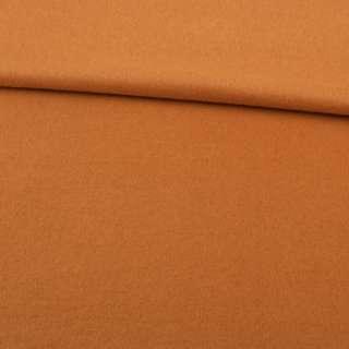 Полушерсть пальтовая Mantel оранжевая, ш.150