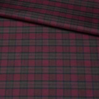 Плащівка фіолетова в сіру клітку, ш.145