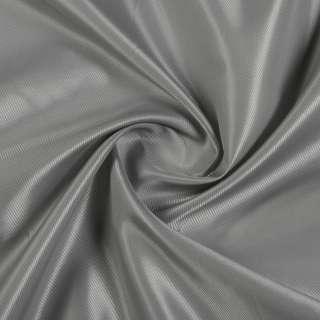 Ацетат сірий сталевий діагональ, ш.150