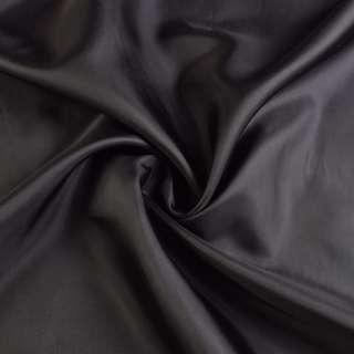 Вискоза подкладочная черная, ш.148