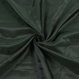 Вискоза подкладочная зеленая темная SCHLOSS ORTH, ш.140