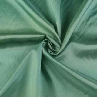 Вискоза-ацетат зеленая, ш.140