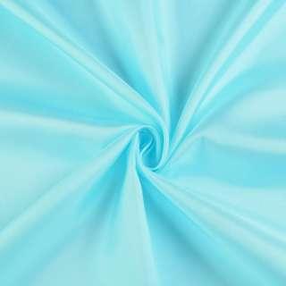 Вискоза-ацетат голубая светлая, ш.140