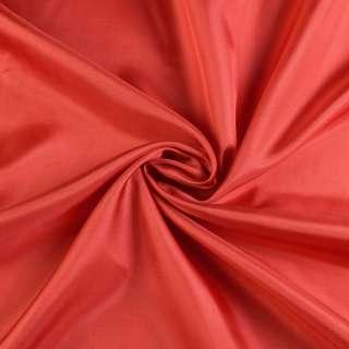 Вискоза-ацетат красная темная, ш.140