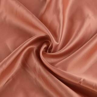 Вискоза подкладочная розово-коричневая диагональ, ш.147