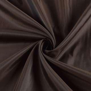 Подкладка полиэстер коричневая, ш.149