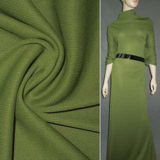 Трикотаж зеленый ш.150