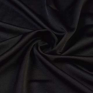 Трикотаж черный ш.143