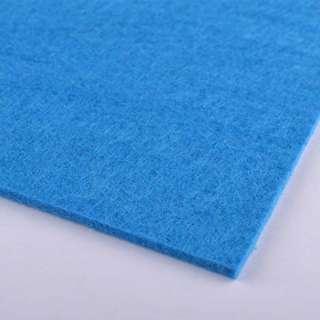 Повсть (для рукоділля) синьо-блакитна (2 мм) ш.100