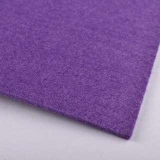 Повсть (для рукоділля) фіолетова (2 мм) ш.100