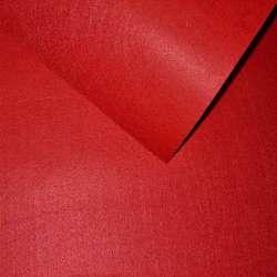 Фетр (для рукоделия) красный (0,9мм) ш.85