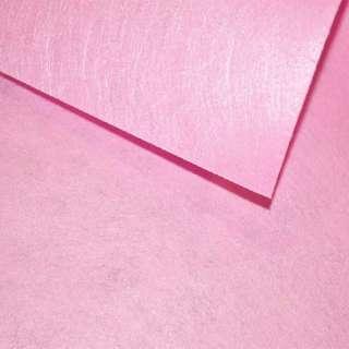Фетр (для рукоделия) розовый светлый (0,9мм) ш.85