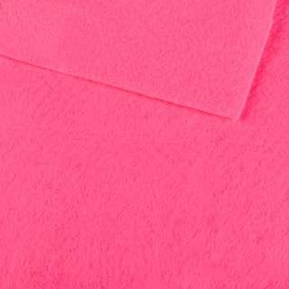 Войлок (для рукоделия) розовый яркий (0,9мм) ш.85