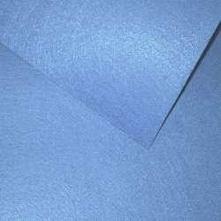 Войлок синтетический для рукоделия васильковый (0,95мм) ш.85