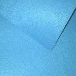 Фетр (для рукоделия) голубой яркий (0,9мм) ш.85