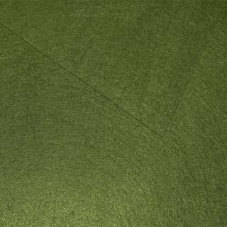 Повсть синтетична для рукоділля оливкова (0,95мм) ш.85