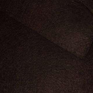войлок (для рукоделия) шоколадный (0,9мм) ш.85