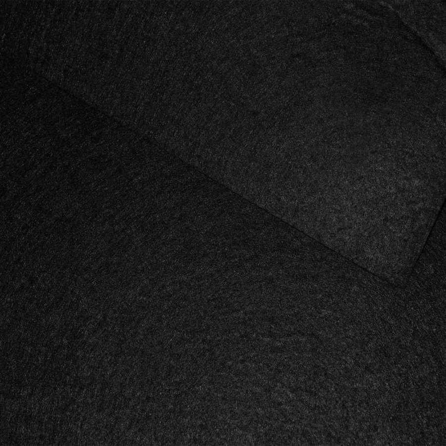 Повсть синтетична для рукоділля чорна (0,95мм) ш.85