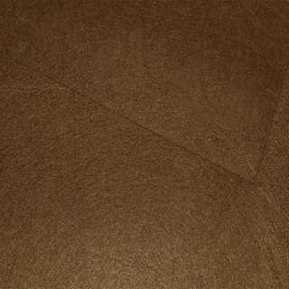 Фетр (для рукоделия) коричный (0,9мм) ш.85