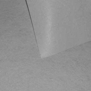 Повсть синтетична для рукоділля сріблясто-сіра (0,95мм) ш.85