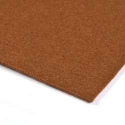 Войлок синтетический для рукоделия (0,9мм) коричневый ш.150