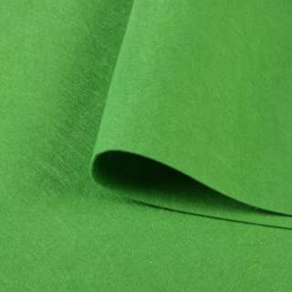 войлок (для рукоделия) зеленый лесной (1,2мм) ш.150