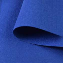 Войлок (для рукоделия) синий сапфировый (1,5мм) ш.150