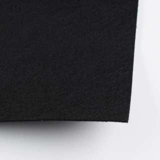 Фетр (для рукоделия) черный (2мм) ш.100