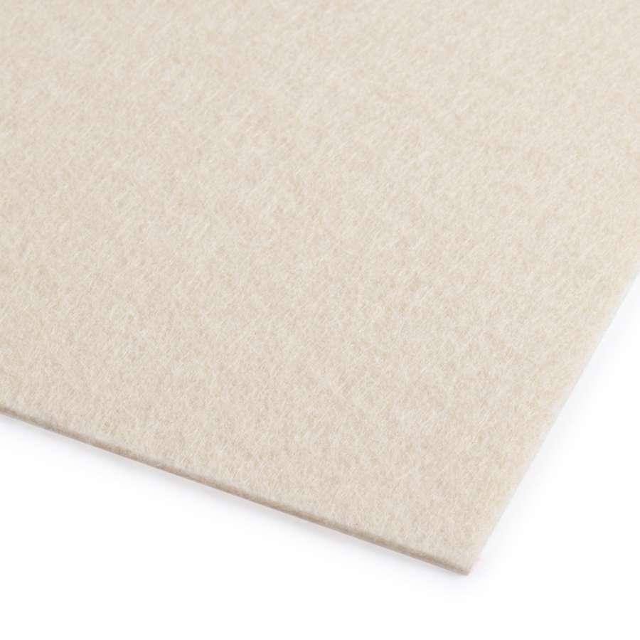 Повсть (для рукоділля) пісочна (3 мм) ш.100