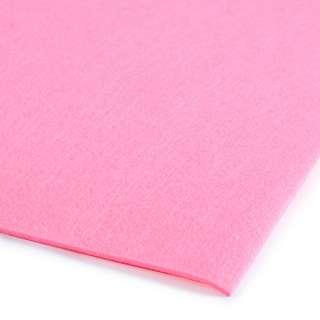 войлок (для рукоделия) розовый (3мм) ш.100
