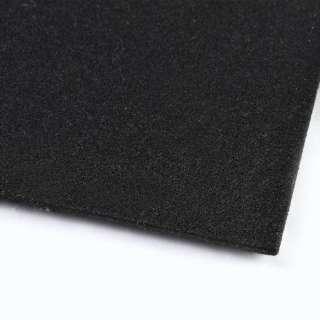 войлок (для рукоделия) черный (3мм) ш.100