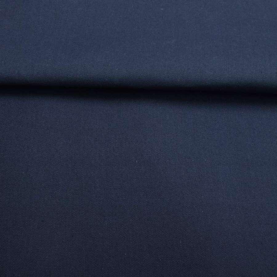Деко-коттон синий темный, ш.150