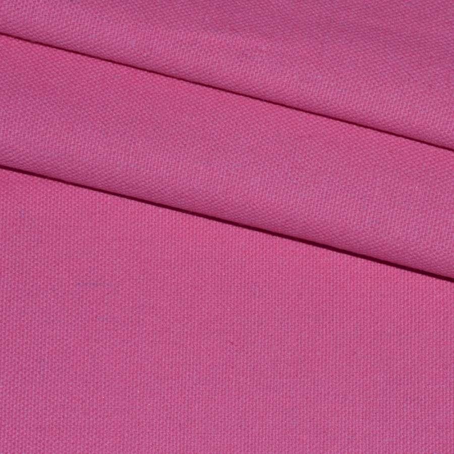 Деко-коттон розовый насыщенный ш.148