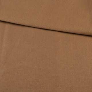 Деко коттон коричневый светлый, ш.150