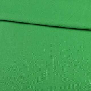 Деко коттон зеленый, ш.150