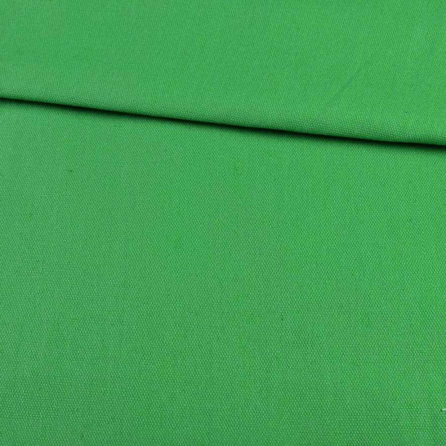 Деко-коттон зеленый, ш.150