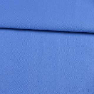 Деко коттон голубой темный, ш.150