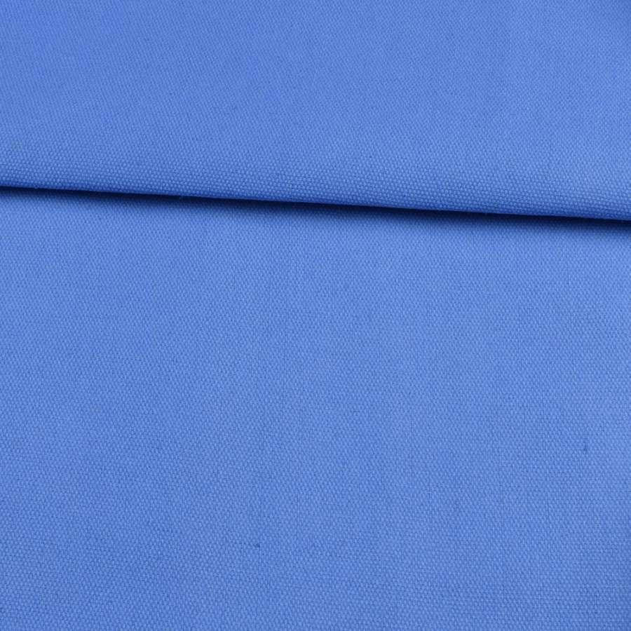 Деко-коттон голубой темный, ш.150