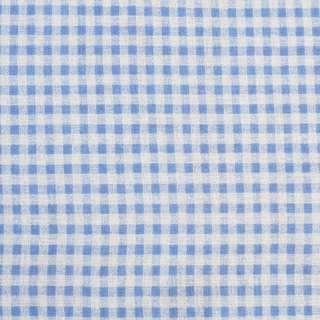 Деко-льон сірий в блакитну клітку, ш.155