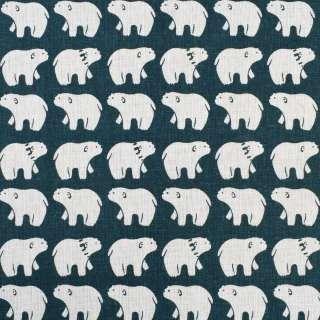 Деко-льон морська хвиля білі ведмеді, ш.150