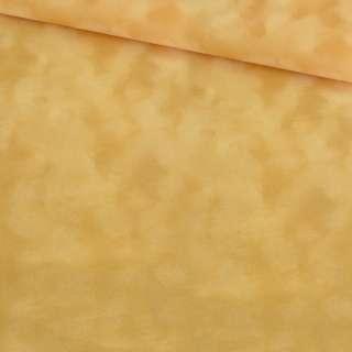 замша флок жовта ш.150 см.